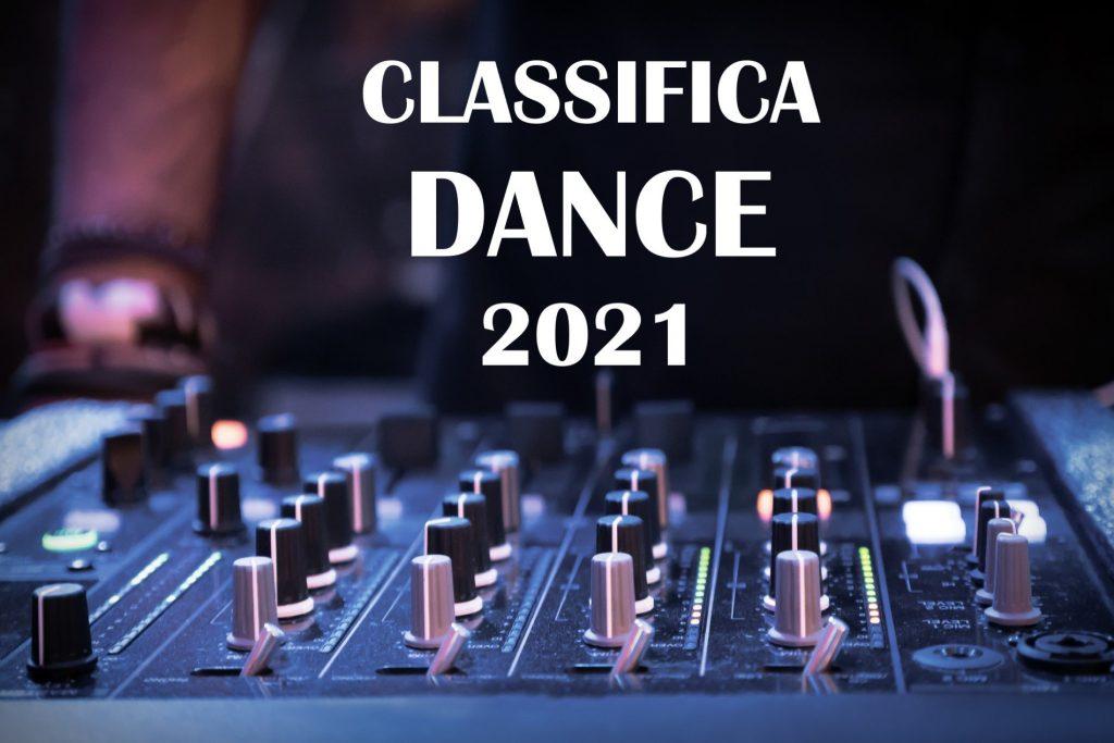 CLASSIFICA DANCE 2021 MUSICA